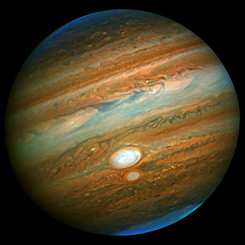 Mighty Jupiter!